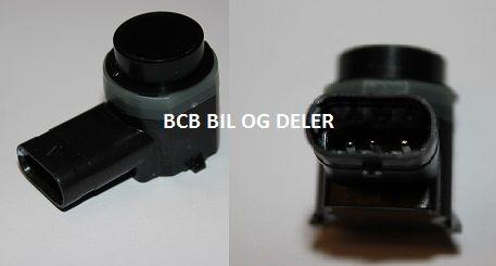 Parkeringssensor til Volvo: C30, S60, S80, V40(XC), V60, V70, XC60, XC70, XC90