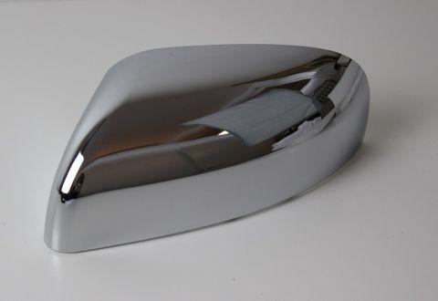 Speilkåpe i helcrom V70N,S80,S60 venstre  se info