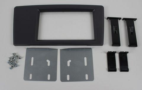 Monterings-ramme for 2 din spiller Volvo S60,V70,XC70 00-04