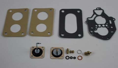 Rep.sett forgasser type Solex Z4 / Z11 i 240, 360,740