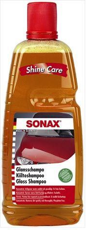 SONAX GLASS SHAMPOO 1L