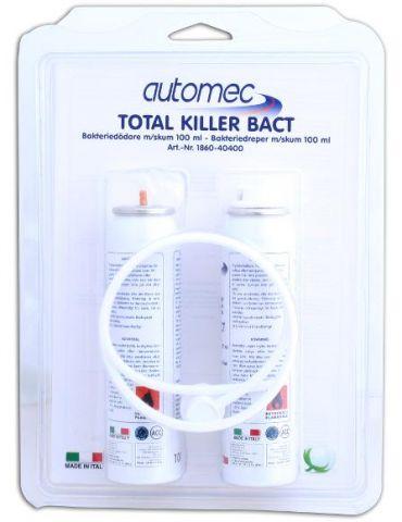 TOTAL KILLER BACT 2PACK/2STK 100ML.