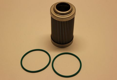 FILTER INNSATS FOR NUKE PERFORMANCE BENSINFILTER 100MICRON