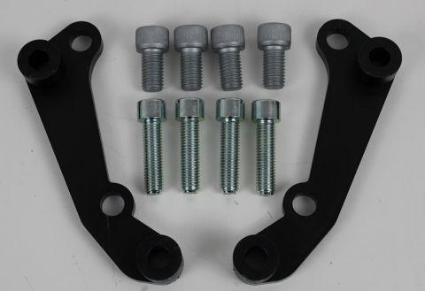 Bremsecaliper adaptersats for R-bremser på 700/900 foran