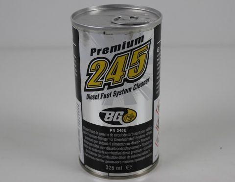 Drivstoffsystemrens for Diesel BG 245 PREMIUM