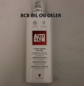 SUPER RESIN POLISH 325ML AUTOGLYM