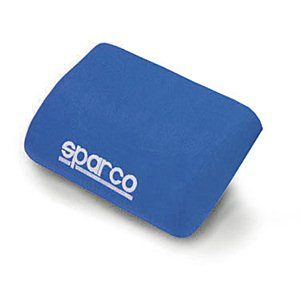 COMP SEATACC. LEG SUPPORT. COLOUR: BLUE