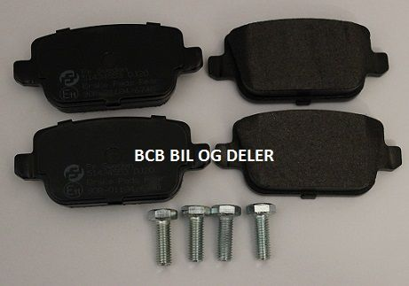 BREMSEKLOSSER BAK TIL VOLVO V70,S80,XC70 +FLER SE INFO