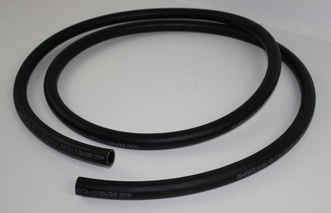 Drivstoff og oljeretur slange 16mm. pris pr desimeter/10cm