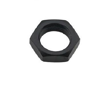 AN12 BULKHEAD NUT BLACK