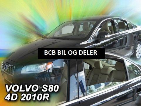VINDAVVISERE VOLVO S80 2008>>> SETT FOR 4 DØRER