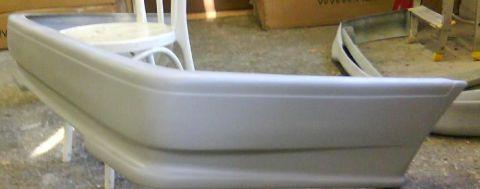 STYLING BAKDEL 240/260 NY TYPE 2011 GLASSFIBER