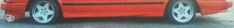 STYLING ADDON KITT I GLASSFIBER 740-85-89 760-82-87
