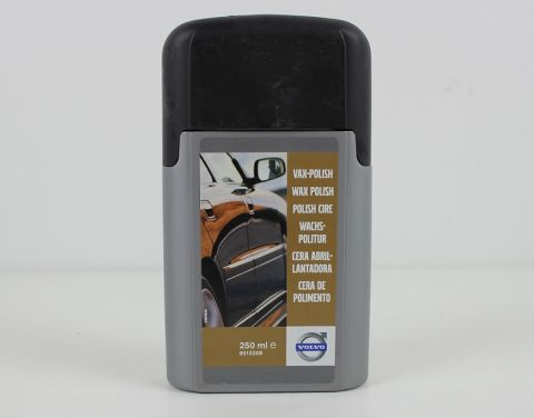 Polerings wax  org Volvo  250ml. flaske