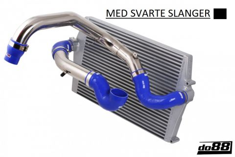BIGPACK VOLVO S60 V70 00-02, SVART SLANGE