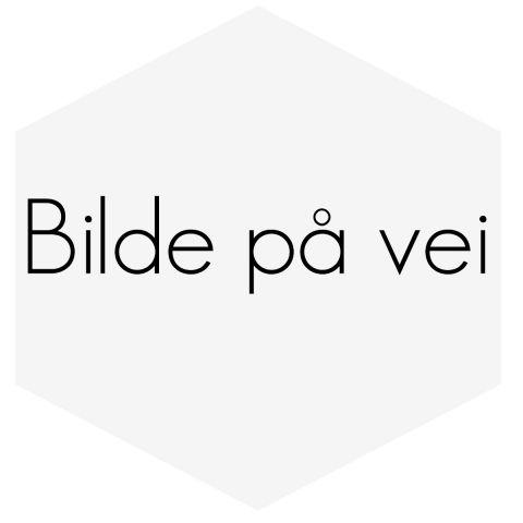 BLINK/PARKLAMPE GLASS 164 GUL/HVIT VENSTRE