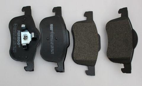 BREMSEKLOSSER FORAN  S60,S80,V70N  FERODO SPORT
