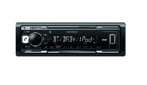 KENWOOD BILSTEREO MED DAB . 4 X 50W.  BLUETOOTH.