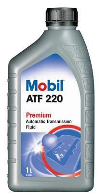 OLJE MOBIL ATF220 AUTOMATOLJE 1 LITER
