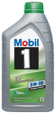 OLJE  MOBIL 1 ESP 5W-30 1L