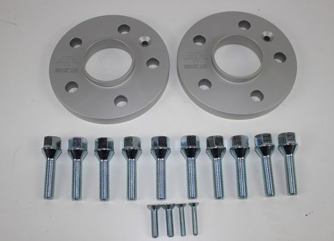 SPACER SATS (PAR) VOLVO 5X108 65MM SENTER 16MM TYKKE
