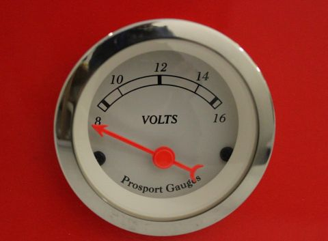 INSTRUMENT PROSPORT VOLT 52MM.