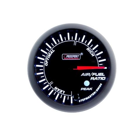 PROSPORT-S 60 MM ELECTRONIC LAMBDA GAUGE WITH PEAK/WARNING