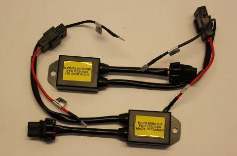 PROSPORT XENONCONVERSION WIRE SETT FOR CHECKCONTROL