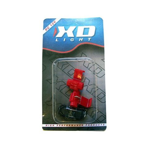X-D LIGHT 5W RESISTOR WITH 2 CLIPS EACH