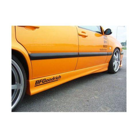 STYLING KUN KANALER 850,S/V70- 92-00  I ABS PLAST  PARVIS
