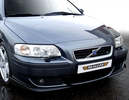 STYLING CORNERSPLITTERS R-FRONT VOLVO S60/V70N